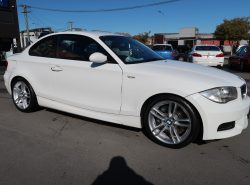 BMW 135i COUPE 2009