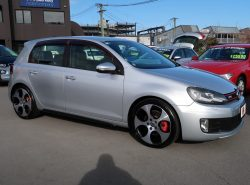 Volkswagen Golf GTI LEATHE 2009