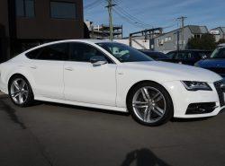 Audi S7 4.0TFSI 2013