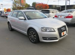 Audi A3 1.4TSI 2011
