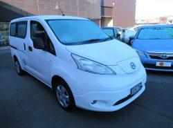 Nissan E-NV200  2014