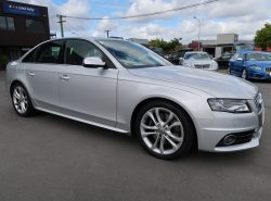 Audi S4 3.0 QUATTR 2011