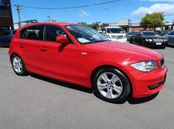 BMW 120i HIGH LINE 2011