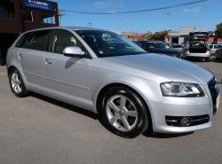 Audi A3 2.0TFSI QU 2011