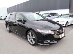 Honda Odyssey ABSOLUTE 2012